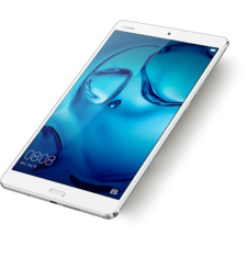 HUAWEI MEDIA PAD M3 8.4IN 4G,  silver, 32gb