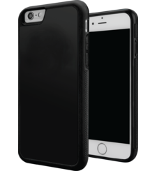 MYCANDY IPHONE 7 / IPHONE 8 BACK CASE STICK BLACK