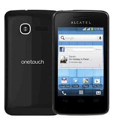 ALCATEL PIXI 2 DUAL SIM 3G,  Bluish Black, 4GB