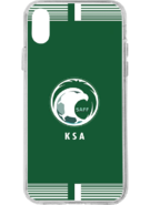 FIFA WORLD CUP CASES FOR IPHONE X,  ksa green