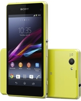 SONY D5503 Z1 COMPACT 4G LTE,  lime