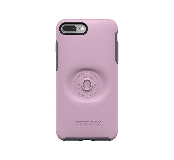 online store 613a4 16b5e OTTERBOX IPHONE 7 PLUS / 8 PLUS BACK CASE POP SYMMETRY, mauveolous pink
