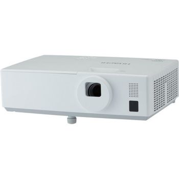 HITACHI CP-DX301 3000-LUMEN XGA DLP PROJECTOR WHITE