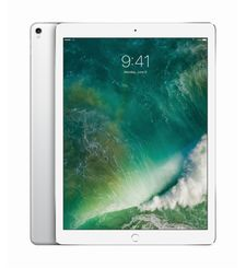 APPLE IPAD PRO 12.9IN 2017,  silver, 4g lte, 64gb