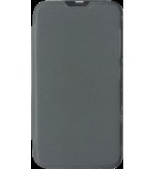 MYCANDY LENOVO A328 BOOK TYPE CASE BLACK