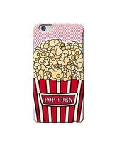 Benjamins iPhone 6 Back Case Popcorn