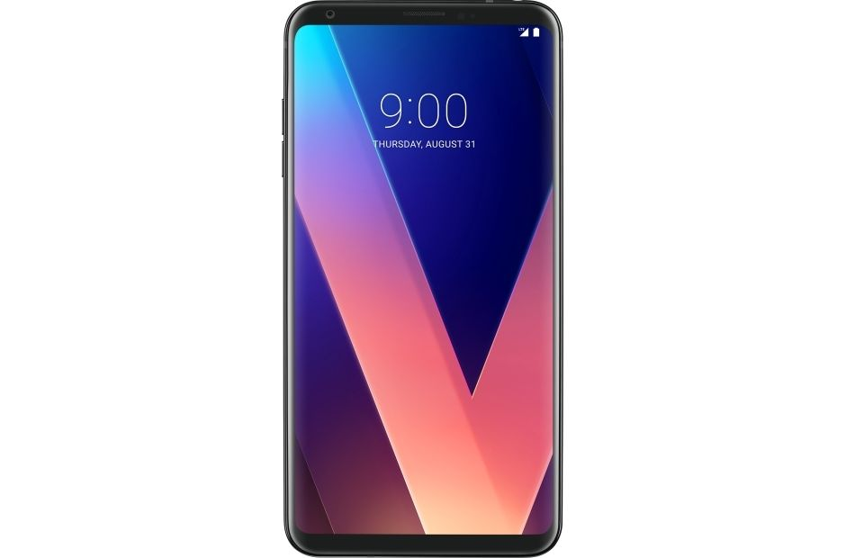 Buy LG V30 PLUS DUAL SIM 128GB 4G LTE - Axiom Telecom UAE