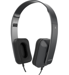 MYCANDY OVER EAR STEREO HEADPHONE SH02 BLACK