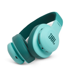 JBL E55BT Wireless over-ear headphones,  teal