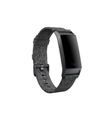 FITBIT CHARGE 3 SPORT BAND SMALL WOVEN CHARCOAL