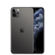 APPLE IPHONE 11 PRO MAX,  space gray, 256gb