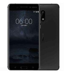 NOKIA 6 4G LTE DUAL SIM,  matte black, 32gb