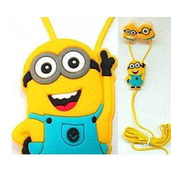 MINIONS STEREO HEADPHONE DAVE