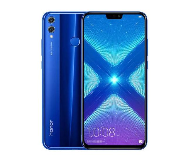HONOR 8X 128GB 4G DUAL SIM, blue