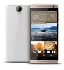 HTC ONE E9 PLUS DUAL SIM 4G LTE,  white rose