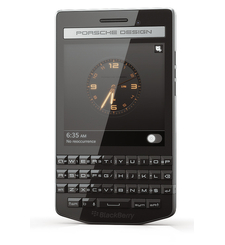 BLACKBERRY P9983 PORSCHE DESIGN 4G LTE,  black