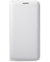 MYCANDY GALAXY A510 FLIP COVER,  white