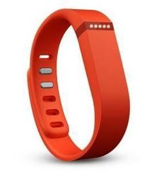 FITBIT FLEX,  tangerine