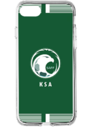 FIFA WORLD CUP CASES FOR IPHONE 7/8,  ksa green