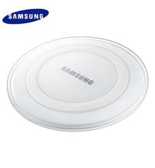 SAMSUNG GALAXY WIRELESS CHARGER,  white