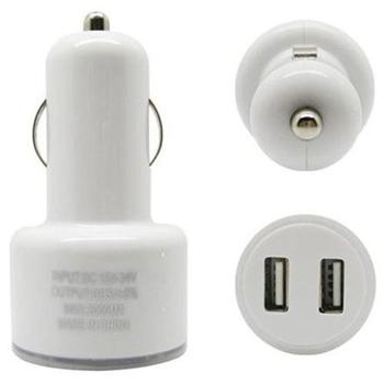 Puro Mini Travel Charger For Iphone 5 Ipad ( 4Th Gen) Ipad Mini Ipod Touch (5Th Gen) And Ipod Nano ( 7Th Gen),  white