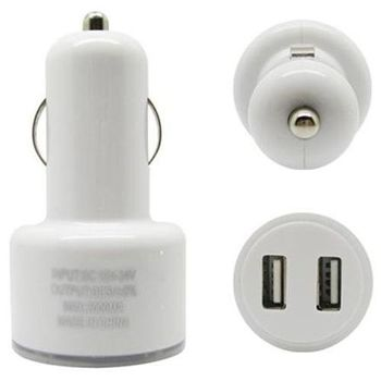 Puro Mini Travel Charger For Iphone 5 Ipad ( 4Th Gen) Ipad Mini Ipod Touch (5Th Gen) And Ipod Nano ( 7Th Gen),  white
