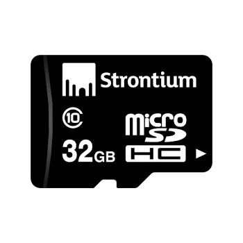 STRONTIUM 32GB MICRO SD CARD