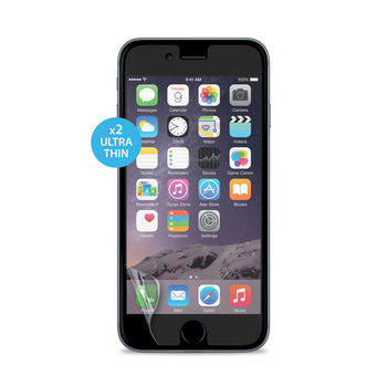 PURO IPHONE 6 4.7  PROTECTIVE FILM 2PCS,  transparent