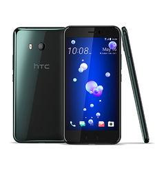HTC U11 128GB 6GB RAM DUAL SIM,  black