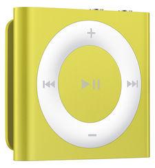 APPLE IPOD SHUFFLE,  yellow