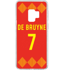 FIFA WORLD CUP CASES FOR SAMSUNG S9,  de bruyne