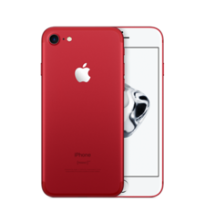 APPLE IPHONE 7 4G LTE,  red, 256gb