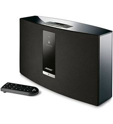 BOSE SOUNDTOUCH 20 SERIES III WIRELESS MUSIC SYSTEM,  black