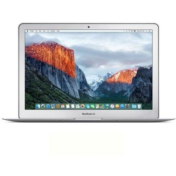 APPLE MACBOOK AIR MMGF2 (2016) INTEL CORE I5 1.6GHZ 13.3INCH 8GB 128GB HDD FLASH STORAGE HD MAC OS X YOSEMITE SILVER