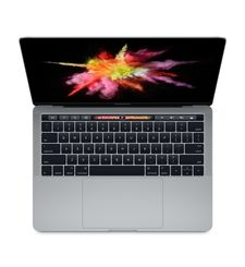 MACBOOK PRO MLH42 ZP/A GREY I7 2.7 16GB 512GB RP 455 2GB 15 INCHES - ENGLISH WITH TOUCHBAR AND ID
