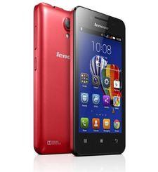 LENOVO A319 DUAL SIM 3G,  red