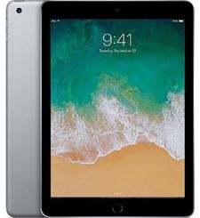 NEW APPLE IPAD 9.7 INCH 2018,  space grey , 4g lte, 32gb