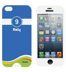 IPHONE 5/5S FOOTBALL CASES,  italy