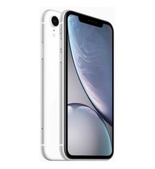APPLE IPHONE XR,  white, 128gb