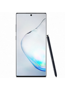 SAMSUNG NOTE 10 PLUS DUAL SIM 4G LTE,  black, 256gb