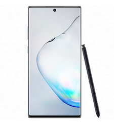 SAMSUNG NOTE 10 PLUS DUAL SIM 4G LTE,  black, 512gb