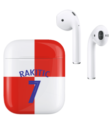 APPLE AIRPODS FIFA SUPERSTARS SERIES,  rakitic, gloss