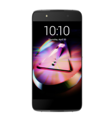 ALCATEL IDOL 4 6055K DUAL SIM 4G 512MB RAM,   Soft Gold