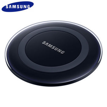 SAMSUNG GALAXY WIRELESS CHARGER,  black