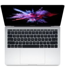 "APPLE MACBOOK PRO MPXR2 I5 2.3 DUAL CORE 8GB 128GB INTEL IRIS GRAPHICS 640 13"" - ENGLISH, SILVER"