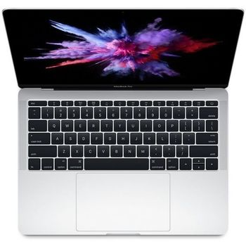 APPLE MACBOOK PRO MPXR2 I5 2.3 DUAL CORE 8GB 128GB INTEL IRIS GRAPHICS 640 13  - ENGLISH, SILVER
