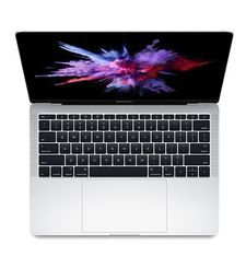 "APPLE MACBOOK PRO MPXU2 I5 2.3 DUAL CORE 8GB 256GB INTEL IRIS GRAPHICS 640 13"" - ENGLISH, SILVER"