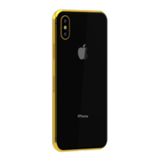 GOLD PLATED APPLE IPHONE X, 64gb,  space grey yellow gold
