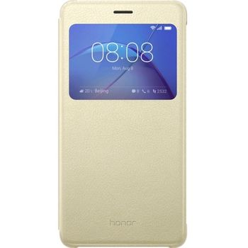 HUAWEI HONOR 6X VIEW CASE GOLD