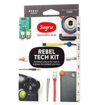 SUGRU MOULDABLE GLUE REBEL TECH KIT